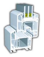 Металлопластиковые окна KBE Оптима