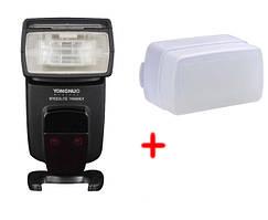 Вспышка Yongnuo yn-560EX для Nikon Canon Pentax Olympus + Гарантия 1 год от Магазина