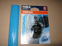 Лампа фарная HB4 12V 51W P22d ORIGINAL LINE (1 шт) blister (Производство OSRAM) 9006-01B-BLI
