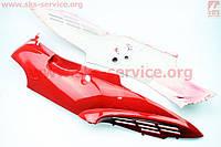 Viper - F1/F50 пластик - верхний боковой левый+правый к-кт 2шт, КРАСНЫЙ