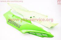 Viper - F1/F50 пластик - верхний боковой левый+правый к-кт 2шт, САЛАТОВЫЙ