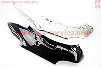 Viper - F1/F50 пластик - верхний боковой левый+правый к-кт 2шт, ЧЕРНЫЙ