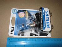 Лампа накаливания HВ3 WhiteVision 12V 55W P20d (+60) (4300K) 1 штуки blister (Производство Philips) 9005WHVB1