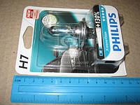 Лампа накаливания H7 X-treme VISION 12V 55W PX26d (+130) 1 штуки Blister (Производство Philips) 12972XV+B1