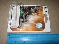 Лампа накаливания H11 12V 55W PGJ19-2 Vision +30 1шт blister (Производство Philips) 12362PRB1
