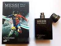 Мужская парфюмерная вода Christian Messi King of Sports (Кристиан Месси Кинг оф Спортс) AAT