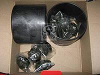 Втулка башмака балансира КАМАЗ  гроднамид (комплект 2шт.) Эконом (производство Элемент) (арт. 6520-2918074-01), ACHZX