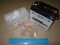 Аккумулятор 11Ah-6v Exide (6N11A-1B) (121х59х131) R, EN95 6N11A-1B