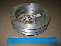 Шкив привода компрес под шпонку (2-а ручья, алюмин) ПАЗ,МАЗ,ЗИЛ,ГАЗ (1-цил.компрес. серии А.29.) 3205-3509133