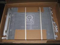 Радиатор кондиционера HYUNDAI Santa Fe [MK II] (2006->) с осушителем (AVA) HY5310D