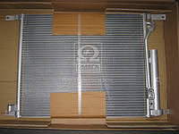Конденсор кондиционера CHEVROLET Aveo(AVA) DWA5139D