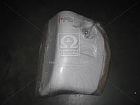 Буфер бампера Иван задний  левый (клык) белый RAL 9003 , ACHZX
