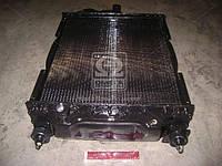 Радиатор водяного охлаждения МТЗ, Т 70 с двигатель Д 240, 241 (4-х рядный) (Производство г.Оренбург)