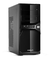 Корпус Crown CMC-SM600 Black/Silver без БП