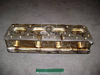 Головка блока ГАЗЕЛЬ двигатель УМЗ 4215(А-92) карбюратор с клап.с прокл.и крепеж. (Производство УМЗ)