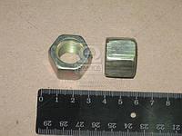 Гайка М16х1,5 стремянки рессор (высокая) ГАЗ 3302, переднейрес.53 (М16х1,5) (Производство г.Кр.Этна)