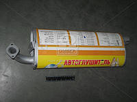 Глушитель ГАЗ 31029,3102,3110 двигатель ДВС 402,-406,-560 (Производство Автоглушитель, г.Н.Новгород)