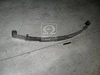 Рессора задней ГАЗ 3302 5-листовая многолистовая 1588мм с сайлентблок (Производство Чусовая)