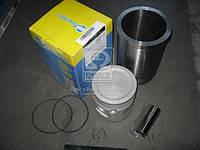 Гильзо-комплект ЗИЛ 375 (ГП+палец+ стоп,уплотнительное/к) (поршне комплект на один поршень) ( МД Конотоп)
