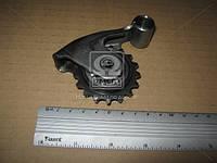Рычаг натяжного устр. ГАЗ двигатель 406.10,514 ЕВРО-3 со звездочкой (1рядный цепь) (Производство ЗМЗ)