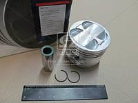 Поршень цилиндра ВАЗ 2112, 21124 d=82,0 - C (комплект на двигатель) (поршни + пальцы) (Производство АвтоВАЗ)