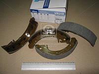 Колодка тормозной ВАЗ 2108-2115,1117-1119,2170-2172 задней (комплект 4 штуки ) VR318 (Производство FINWHALE)