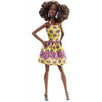 Barbie Барби модница Необычные цветы Fashionistas Doll 20 Fancy Flowers