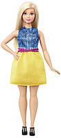 Barbie Барби модница Шамбре Шик соблазнительная Fashionistas Doll Chambray Chic Curvy