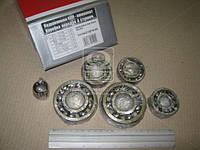 Подшипник промежуточного вала КПП 4-ступ ВАЗ 2101-07,2121 комплект (производство MASTER SPORT), ACHZX