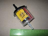 Фильтр топливный тонкой очистки ВАЗ, МОСКВИЧ с горизонт. отстойником (NF-2004) (Производство Невский фильтр)