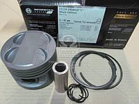 Поршень цилиндра ВАЗ 2112 d=82,0группа C (комплект на двигатель) (Black Edition+п.п+п.к кольца) (МД Кострома)