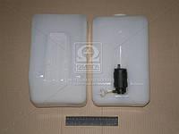 Омыватель электрический ГАЗ 3110, 31108 12v нового образца (Производство ПРАМО, г.Ставрово) 1152.5208010