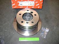 Диск тормозной MB SPRINTER, VW LT 28-35, LT 28-46, задней (Производство TRW) DF4087S