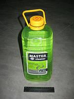 Омыватель стекла зим. Мaster cleaner -20 Экзотик 4л 0-м-ы-в-а-т-е-л-ь