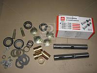 Шкворень в комплект (полный на а/м) ГАЗ 53,3307 ( с подшипниками)  3307-3000100-01