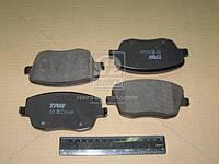 Колодка тормозной SKODA ROOMSTER, VW POLO передний (Производство TRW) GDB1414
