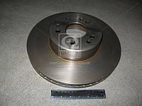 Диск тормозной MB S-CLASS передний, вент. (Производство TRW) DF2595S