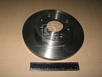 Диск тормозной NISSAN, передний, вент. (Производство TRW) DF4019