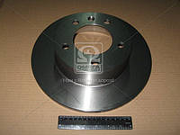 Диск тормозной NISSAN, OPEL, RENAULT, задней (Производство TRW) DF4234