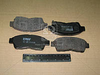 Колодка тормозной TOYOTA CAMRY, COROLLA передний (Производство TRW) GDB1143