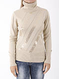 "Пуловер женский. ""BARBUDA"", фото 3"