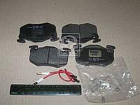 Колодка тормозной RENAULT CLIO передний (Производство TRW) GDB328