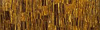 Полудрагоценный Tiger-Eye-Gold для отделки стен