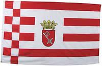 Флаг Бремена 90х150см MFH 35105E