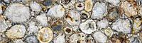 Полудрагоценный White Petrified Wood для отделки стен