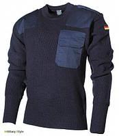 Пуловер BW (Blue)