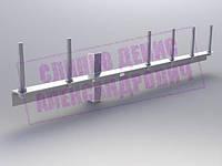 Траверса высоковольтная ТМ4 для ЛЭП, фото 1