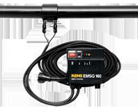 Устройство для сварки электромуфтами REMS ЭМСГ 160