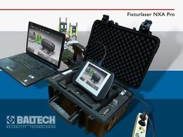 Fixturlaser NXA Pro - система для  центровки валов лазерная - BALTECH в Киеве
