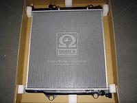 Радиатор охлаждения LANDCRUISER 40i AT 03-(пр-во Van Wezel)